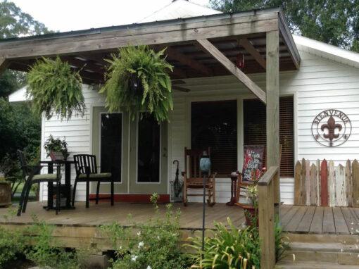 Bayou Rose B&B Cottage