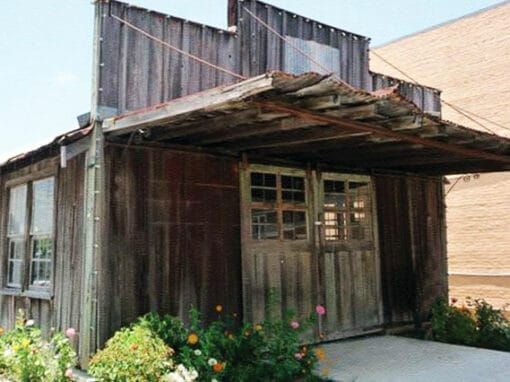 Sam Guarino Blacksmith Shop Museum